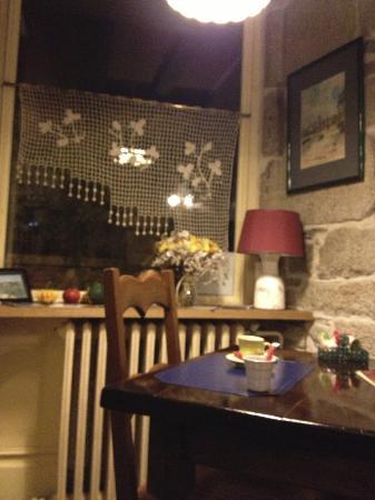 Creperie Ti Saozon : cosy and home-like