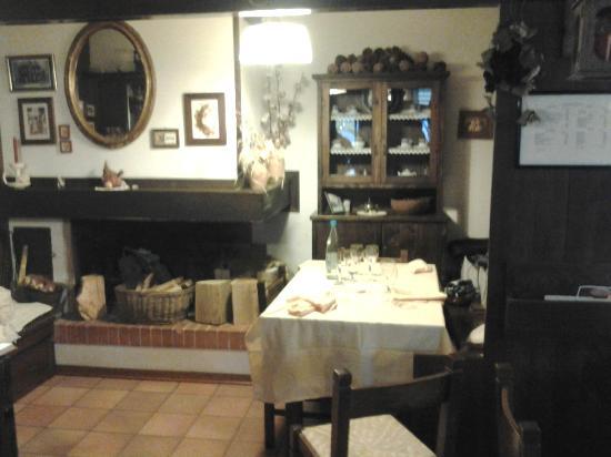 San Pietro al Natisone, Italia: Caratteristico angolo dell'interno