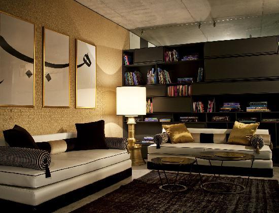 Istanbullux Suites: Ipera Suite - Living Room