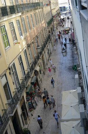 Alojamento Local Santo Tirso: View from window