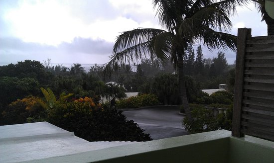 Elbow Beach, Bermuda: View from Room