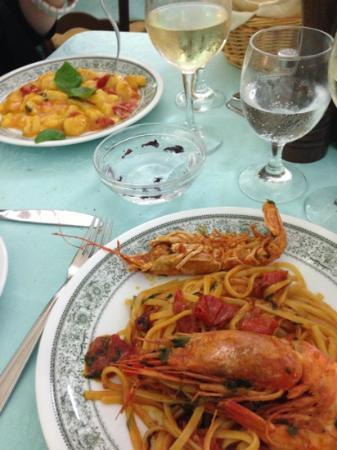 Ristorante Al Grottino: awesome food