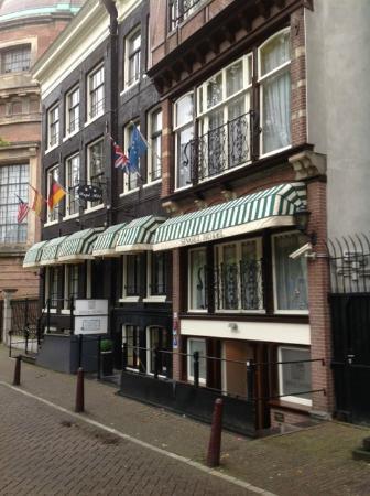 Singel Hotel: Singel exterior