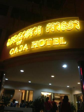 Casa Hotel: nice hotel