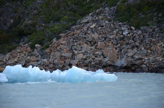 Hostal Dos Lagunas: Lago Grey