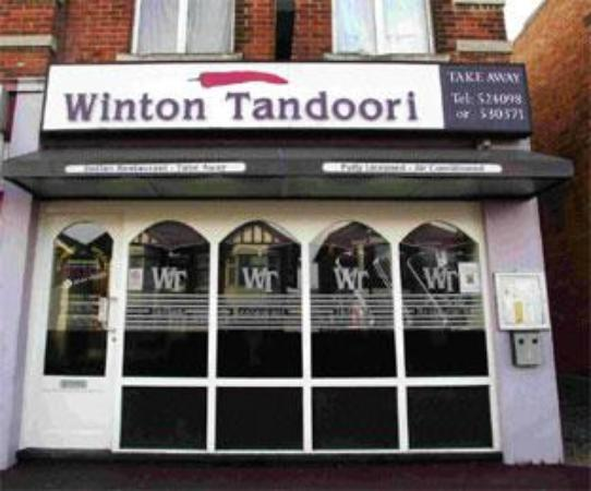 Hotels Near Winton Bournemouth