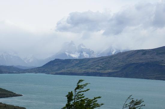Hostal Dos Lagunas: Regreso de Glaciar Balmaceda y Serrano