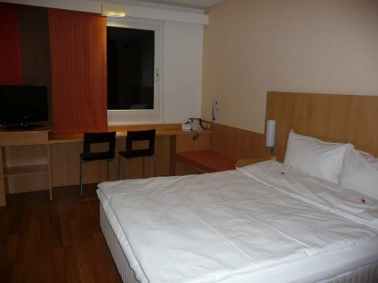 Hotel Ibis Wien Messe: Chambre