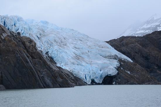 Hostal Dos Lagunas: Glaciar Grey