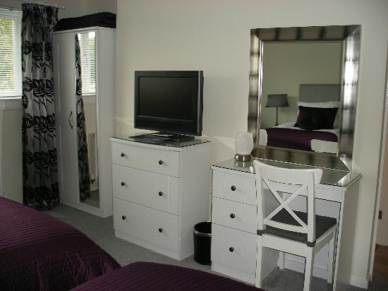 Cherrytrees Bed & Breakfast : En suite room