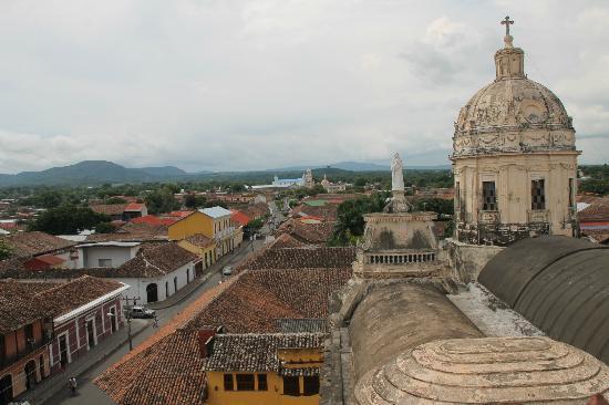 Downtown Granada Picture Of Costa Rica Unique Transfers And Tours Liberia Tripadvisor