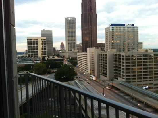 Twelve Centennial Park: Balcony