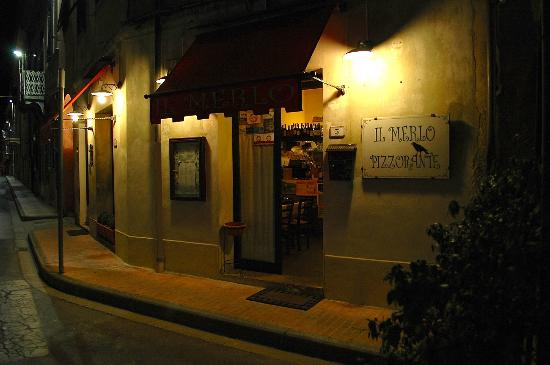 Casciana Terme, Italy: Ristorante Il Merlo