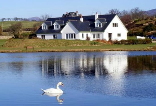 Blackwaterfoot, UK: Lochside Bed and Breakfast