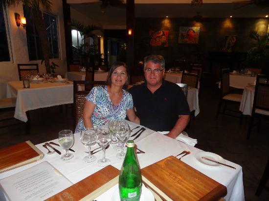 Gaia Hotel & Reserve: Gaia Restaurant