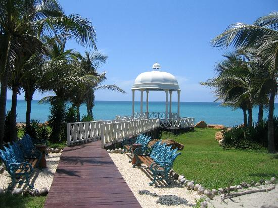 Paradisus Varadero Resort & Spa: Wedding chapel