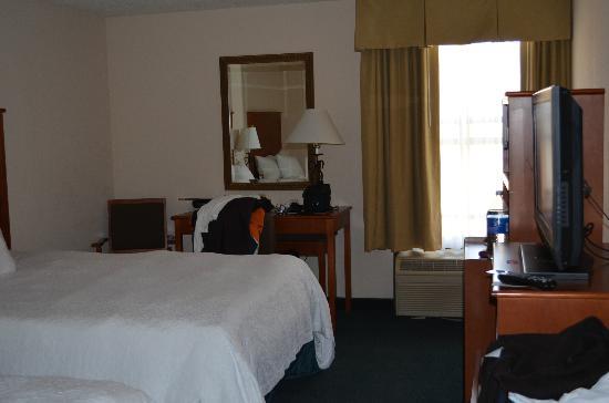 Hampton Inn Phoenix/Scottsdale at Shea Blvd: Bedroom