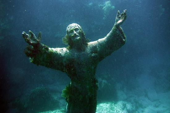 Image result for christ in the deep