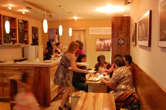 California Social Pizza & Bar. Ibarra, Ecuador