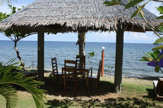 Lazi Beach Club : Umbrella