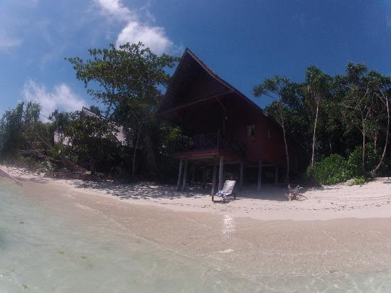 Lankayan Island Dive Resort: Chalet 22