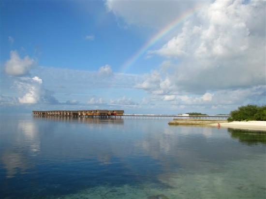 Adaaran Select Hudhuranfushi: Arc-en-ciel