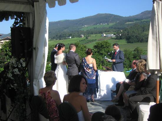 Hacienda Llamabua: Celebrando una boda civil en Hacienda Llamabúa