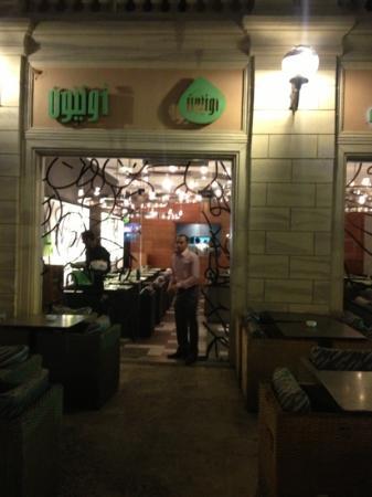Hesham asran the manager of onions shar el sheik