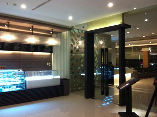 Classic Kameo Hotel & Serviced Apartments, Rayong: 1FLのレストラン