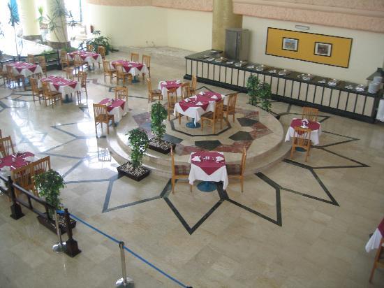 Sharm Holiday Resort Hotel : dining room