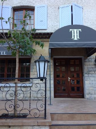 Hotel Le Tivoli : Réception hôtel
