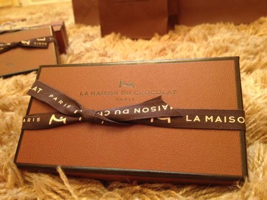 La Maison du Chocolat: شوكلا