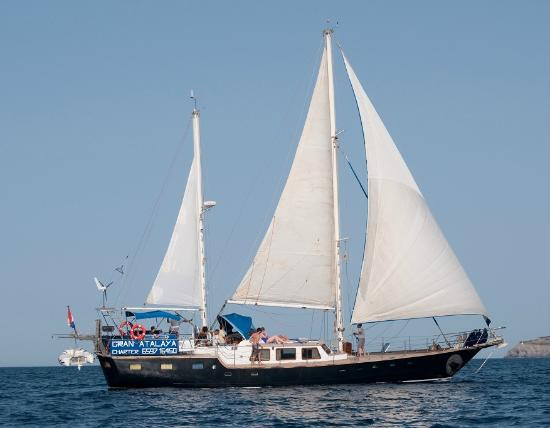 Gran Atalaya Sailing - Private Day Tours