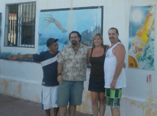 """Cancun With Me: Manny, Me, My Husband and a """"new friend"""" ;) """
