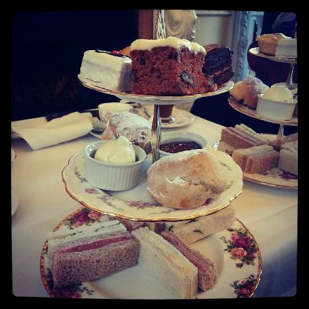 832282037f6 I m in Afternoon Tea Heaven - Picture of The Oakley Court