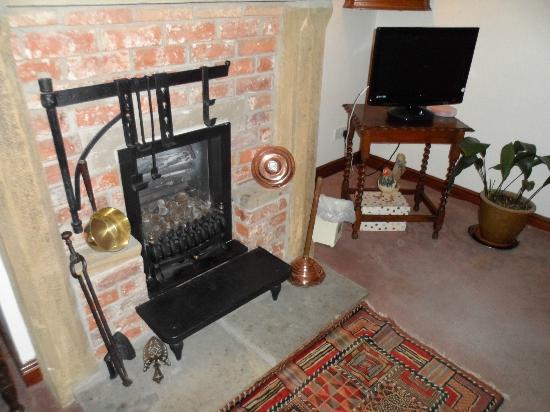 Laskill Grange: Fire