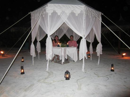 Anantara Veli Maldives Resort: For a special occasion on the beach or how you like!