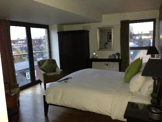 The Varsity Hotel & Spa: Room 416