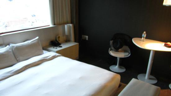 Hotel Zero 1: room