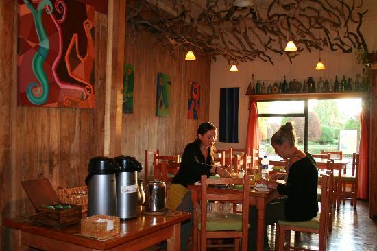 Patagonia Adventure: Desayuno