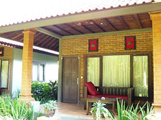 Badini Homestay: Terrace