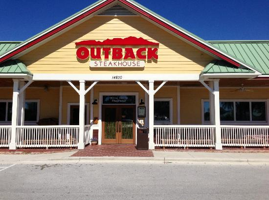 new store on university review of outback steakhouse davie fl tripadvisor tripadvisor