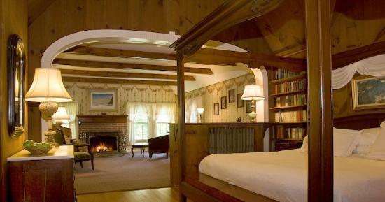 أرلينجتونز وست ماونتين إن: romantic guest rooms