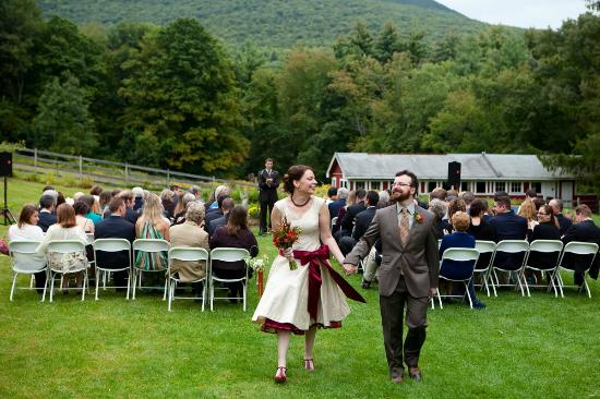 West Mountain Inn: Vermont country weddings