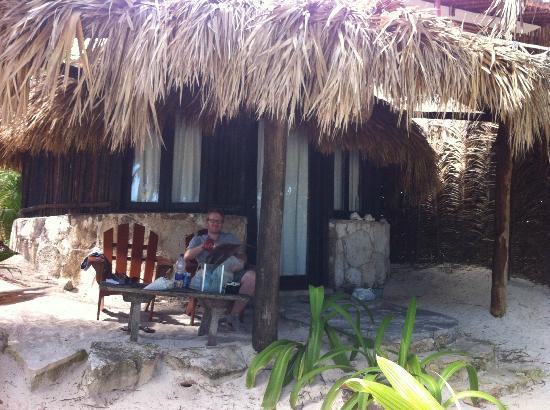 Ixchel Playa & Cabanas: Beach Front Cabanas