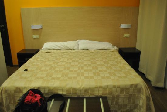 Relais San Pietro: Il letto della nostra stanza