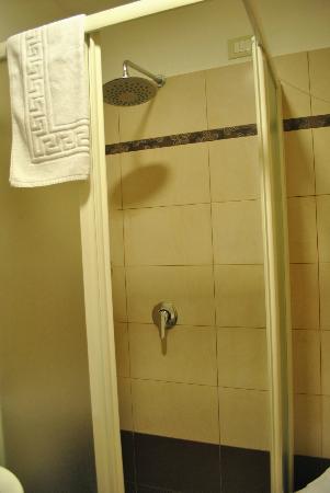 Relais San Pietro: la doccia