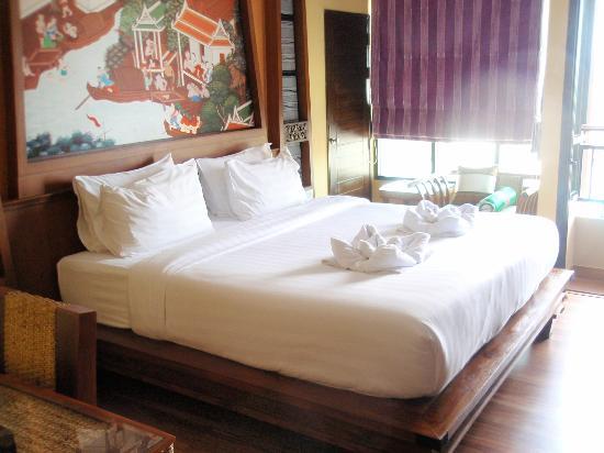 โรงแรมชเลราญหัวหิน: Room