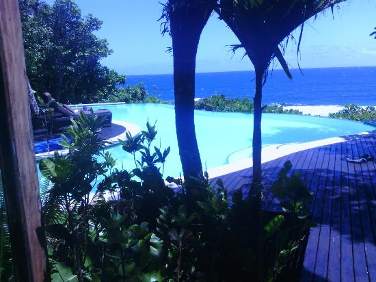 Namale Resort & Spa: View from Civa Deck