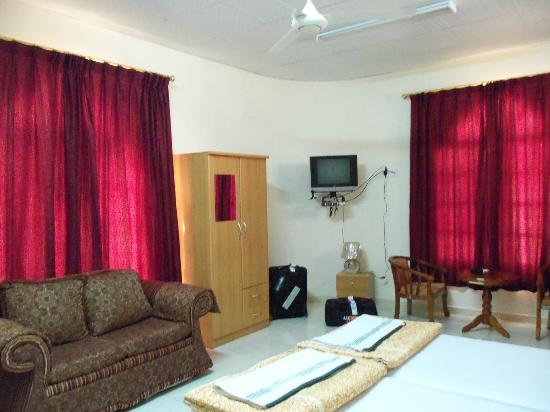 Al Taif Tours Accommodation: unser Zimmer